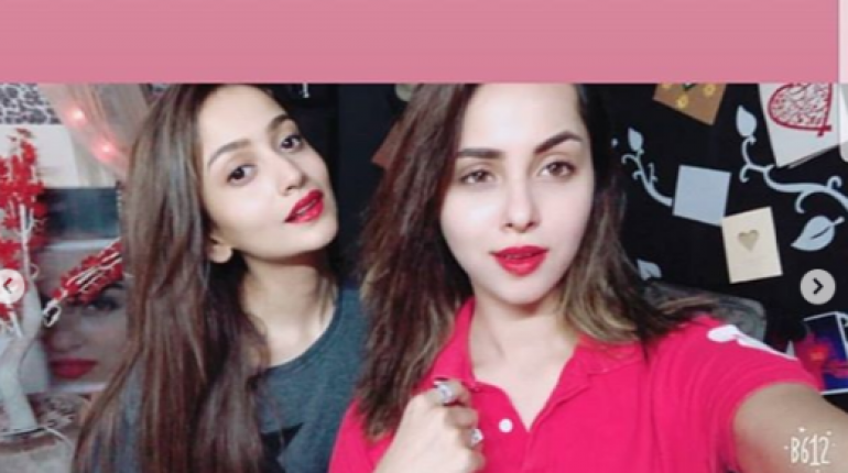 Beautiful Clicks of Nimra Khan and Zarnish Khan