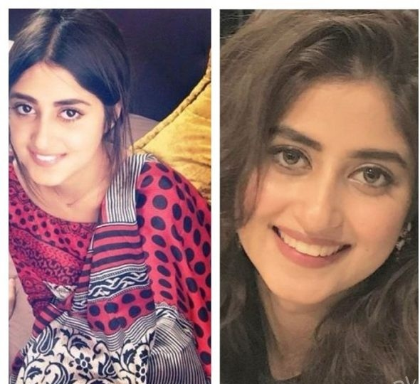 New Stunning Look Of Actress Sajal Ali