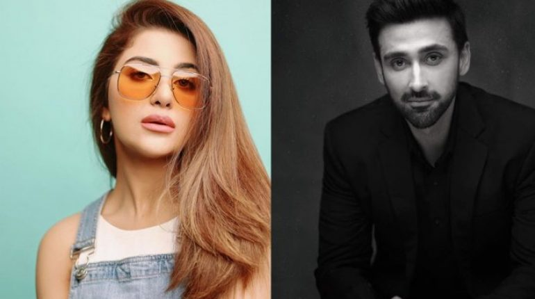 Sohai Ali Abro And Sami Khan Gear Up For An Upcoming Project