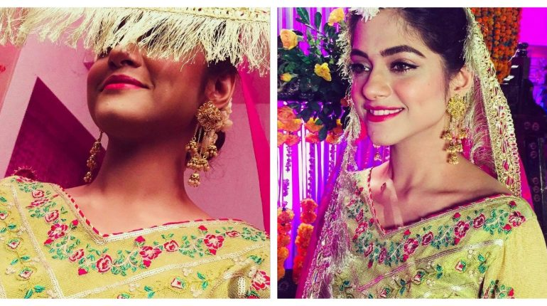 Ravishing clicks of Namra Shahid from her new drama serial