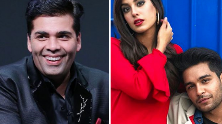 "Karan Johar was Impressed by Asim Azhar song ""Jo tu Na Mil"