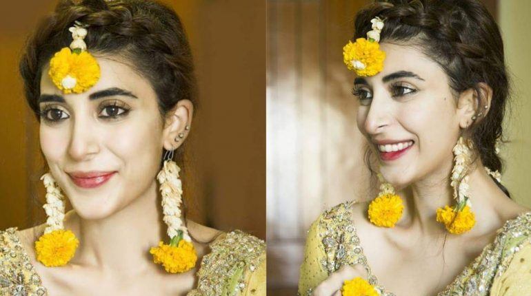 Urwa Hocane Photos of Mayun