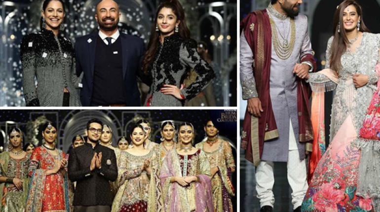 Some Awesome Pics of Bridal Couture Week Day 3