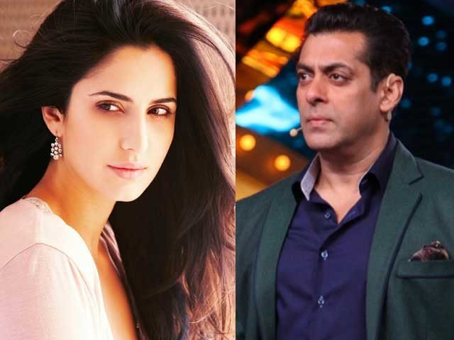 Vickey Proposed Katrina When Salman Khan Present