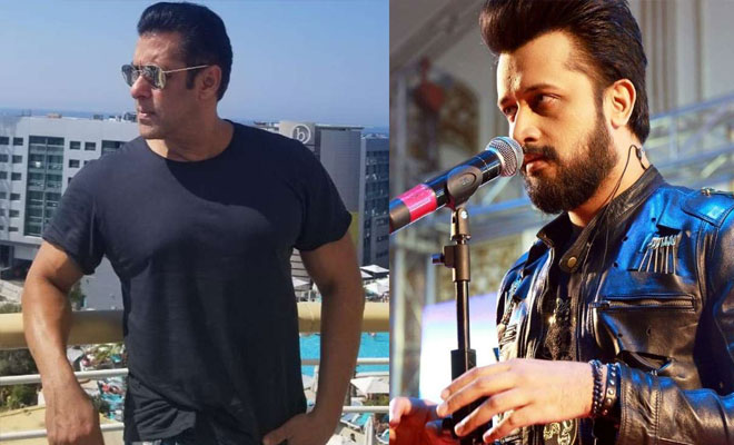 Salman Khan Replaces Pak Singer from Movie Notebook