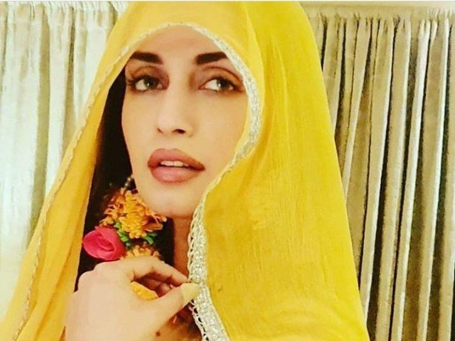 Iman Ali Ties Knot with Aziz Bhatti Grandson in Lahore